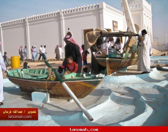 الجنادرية 1430 - قارب وادوات الصيد