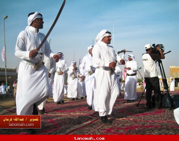 الجنادرية 1430 - عرضة زهران ( الباحة )