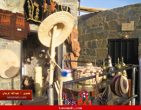 الجنادرية 1430 - جانب من تراث زهران