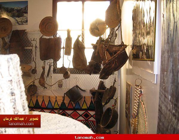 الجنادرية 1430 - مصنوعات جلدية وخزفية