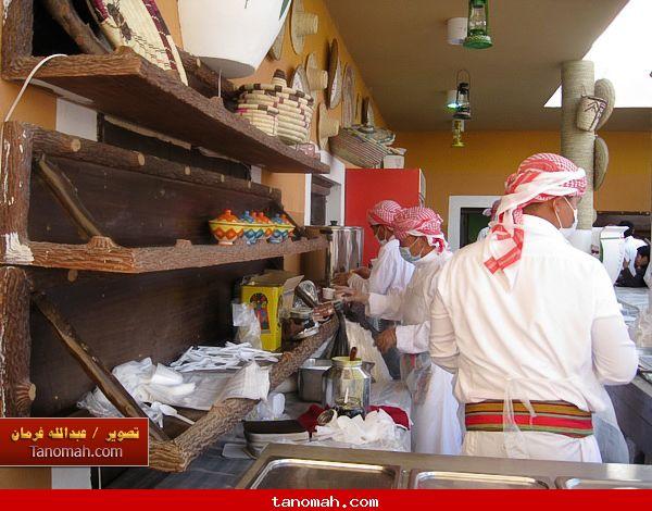 الجنادرية 1430 -  المطعم الشعبي