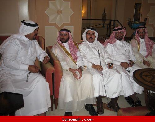 تكريم الشيخ علي بن سليمان لوكيل امارة عسير المهندس الحنيني ووكلاء الامارة وصحبهم في قصره بالرياض