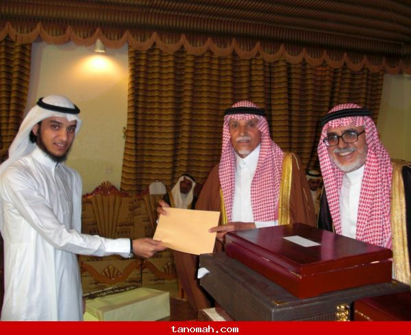فعاليات تسليم جائزة علي بن جحني للإبداع والتميز
