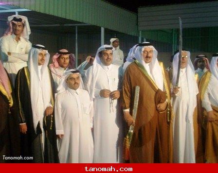 الشيخ الشبيلي في حفل استقبال امير عسير