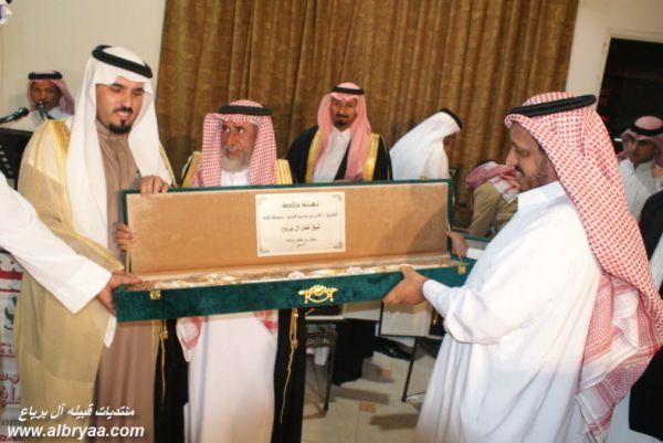 حفل قبيلة آل برياع في العاصمة الرياض لشيوخ قبيلة آل برياع