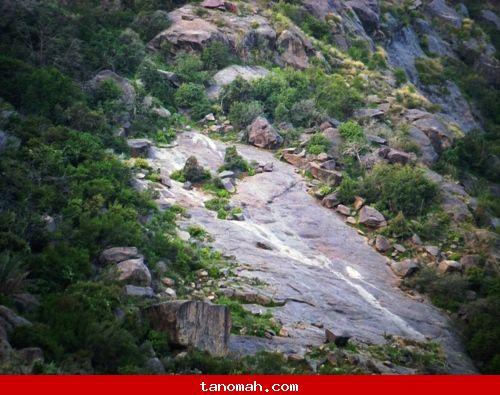 صور من جبل ال مغلف بختبه - عدسة عمار الشهري