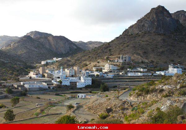 قرية مليح وسوقها الشعبي القديم
