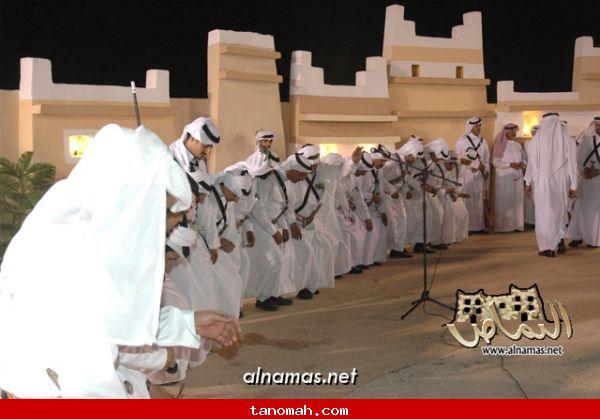 مشاركة فرقة رجال الحجر بمهرجان محايل السياحي الشتوي - تصوير صقر الظهارة 3