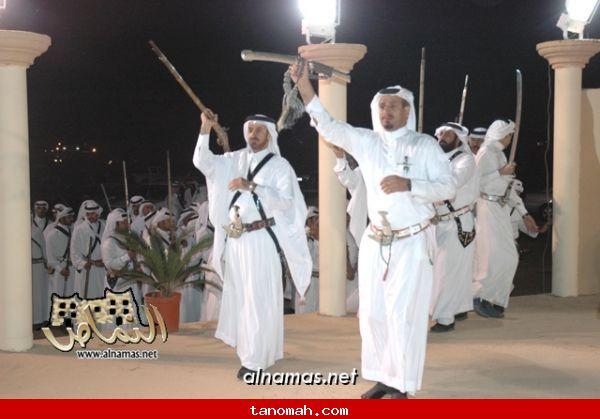 مشاركة فرقة رجال الحجر بمهرجان محايل السياحي الشتوي - تصوير صقر الظهارة 16