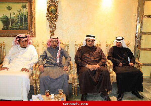 امسية الدكتور فايز بن عبدالله في مدينة الرياض 1