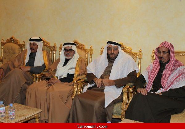 امسية الدكتور فايز بن عبدالله في مدينة الرياض 2