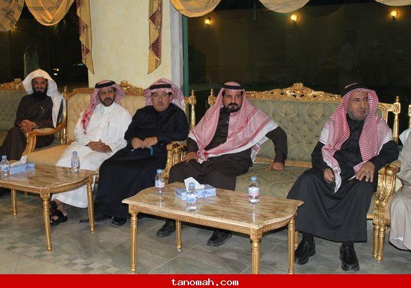 امسية الدكتور فايز بن عبدالله في مدينة الرياض 3