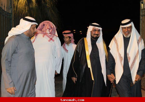 امسية الدكتور فايز بن عبدالله في مدينة الرياض 4