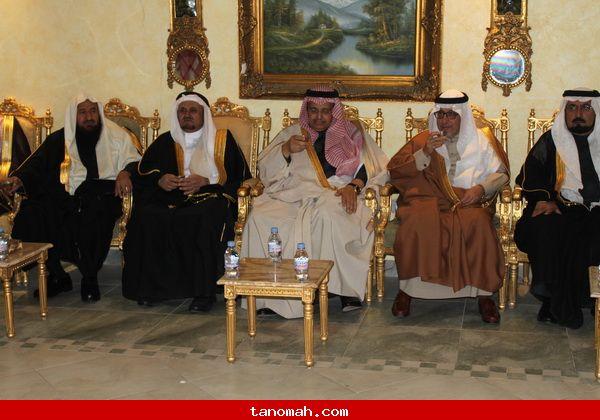 امسية الدكتور فايز بن عبدالله في مدينة الرياض 5
