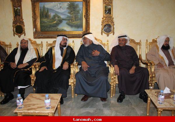 امسية الدكتور فايز بن عبدالله في مدينة الرياض 6
