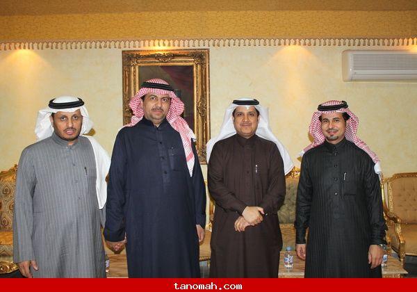 امسية الدكتور فايز بن عبدالله في مدينة الرياض 7