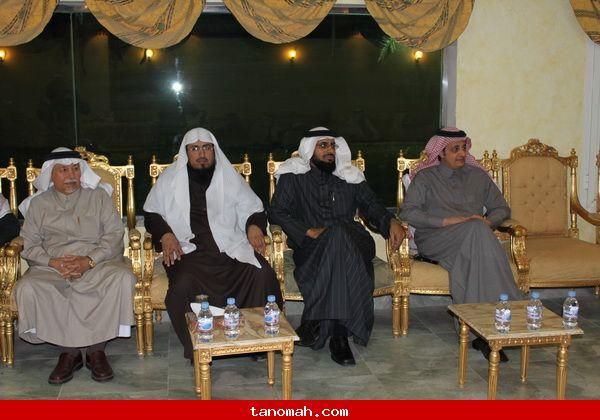 امسية الدكتور فايز بن عبدالله في مدينة الرياض 8