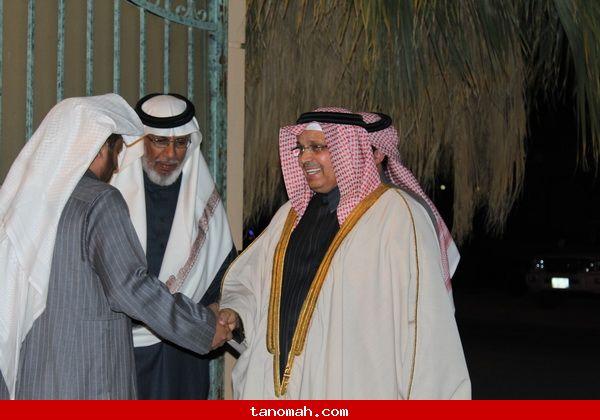 امسية الدكتور فايز بن عبدالله في مدينة الرياض 9