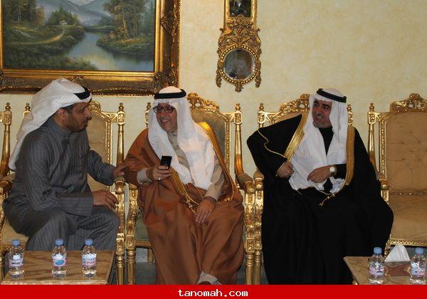 امسية الدكتور فايز بن عبدالله في مدينة الرياض 10