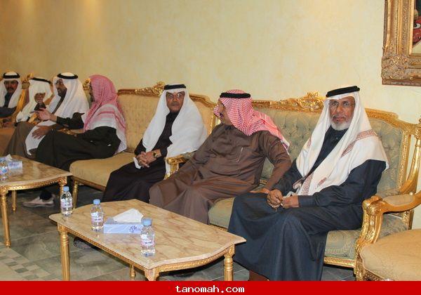 امسية الدكتور فايز بن عبدالله في مدينة الرياض 11
