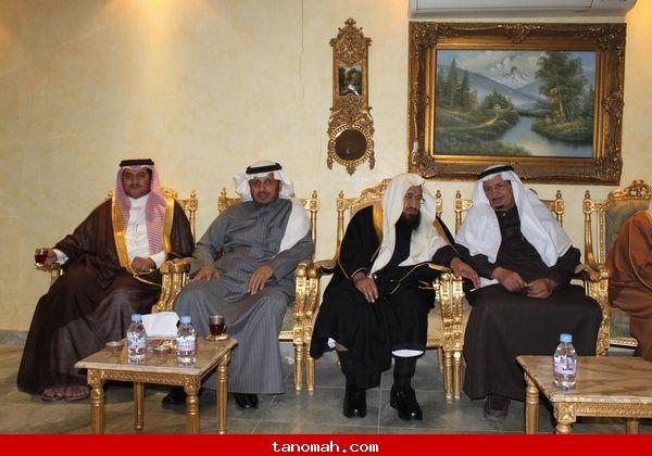 امسية الدكتور فايز بن عبدالله في مدينة الرياض 12