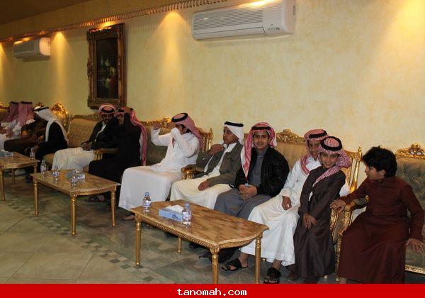 امسية الدكتور فايز بن عبدالله في مدينة الرياض 13