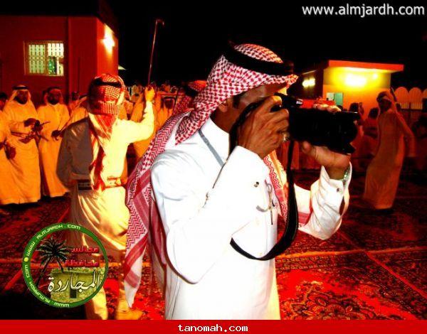 عبدالعزيز بن مشيط في ضيافة مشرف العمري ببارق