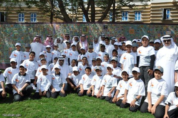 فعاليات بينالي عسير الدولي لرسوم الأطفال 2010