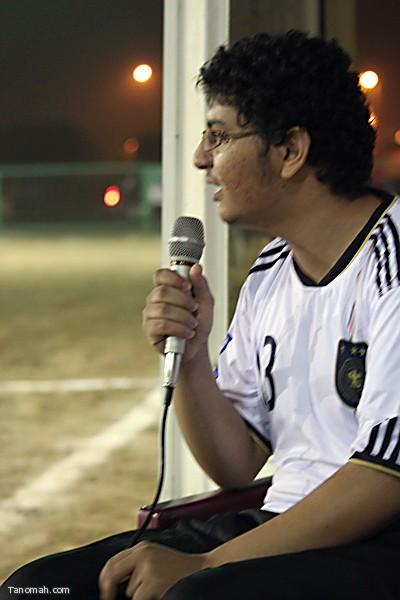 لقطات من الدورة الرياضية في لقاء فريق الدقايق والاتحاد المصري