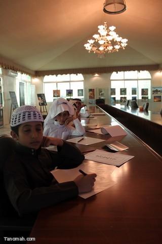 دورة في خط الرقعة (الاستاذ عبدالله بن فهد)