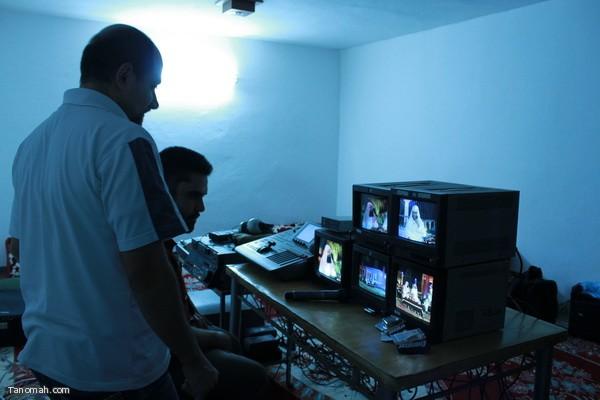 تسجيل برنامج ( بينات ) قناة المجد في الاربوعة بتنومة