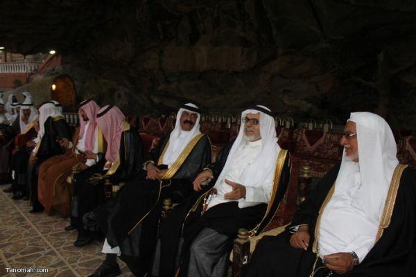 حفل تكريم فرقة رجال الحجر للداعمين لها بقاعة الجنادرية بتنومه