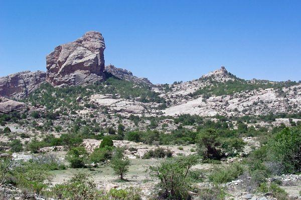 منتزهات الشرف وجبل عبدالله