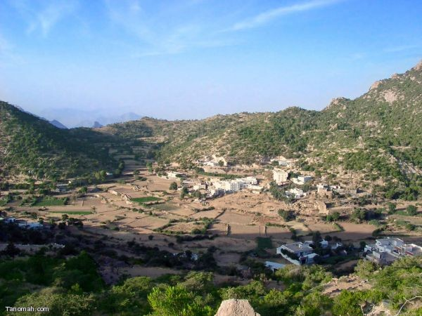 قرى وادي قنطان
