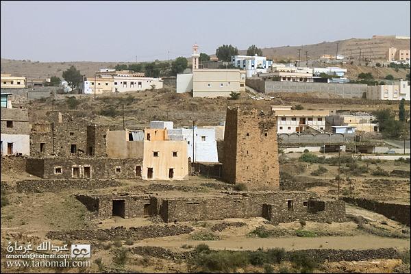 إحدى قرى بللسمر