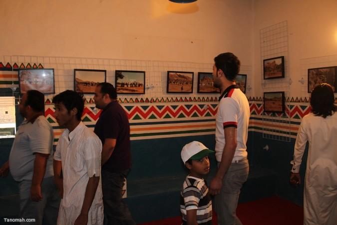 فعاليات اليوم الأول لجناح تنومة في مهرجان الجنادرية للتراث والثقافة (جنادرية26)3