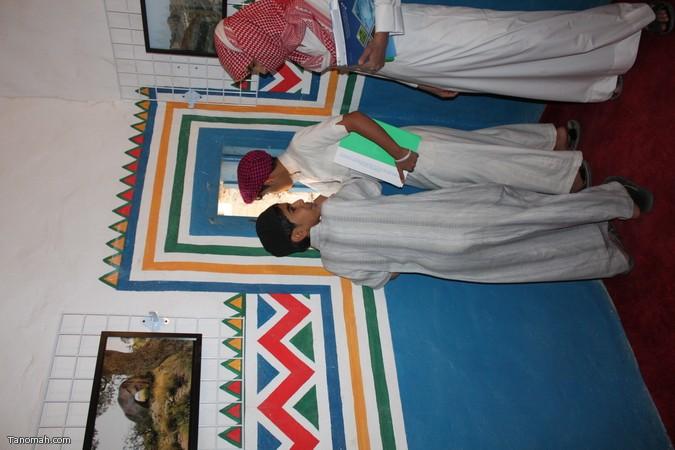 فعاليات اليوم الأول لجناح تنومة في مهرجان الجنادرية للتراث والثقافة (جنادرية26)4