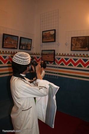 فعاليات اليوم الأول لجناح تنومة في مهرجان الجنادرية للتراث والثقافة (جنادرية26)14