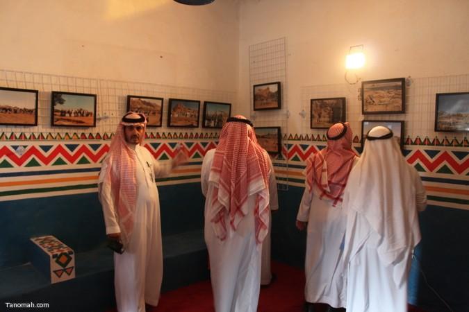 فعاليات اليوم الأول لجناح تنومة في مهرجان الجنادرية للتراث والثقافة (جنادرية26)16