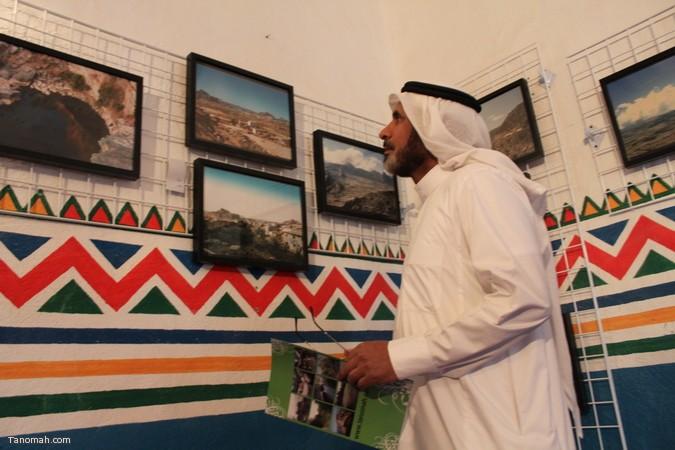 فعاليات اليوم الأول لجناح تنومة في مهرجان الجنادرية للتراث والثقافة (جنادرية26)19