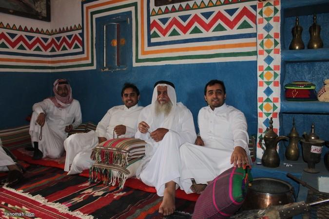 فعاليات اليوم الأول لجناح تنومة في مهرجان الجنادرية للتراث والثقافة (جنادرية26)24