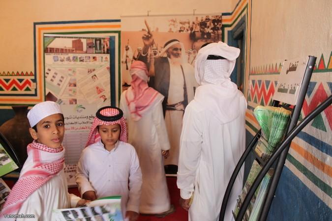 فعاليات اليوم الأول لجناح تنومة في مهرجان الجنادرية للتراث والثقافة (جنادرية26)27