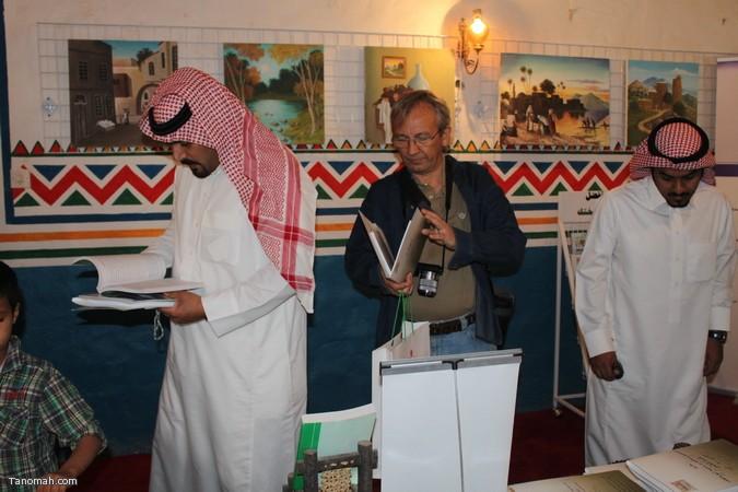 فعاليات اليوم الأول لجناح تنومة في مهرجان الجنادرية للتراث والثقافة (جنادرية26)32
