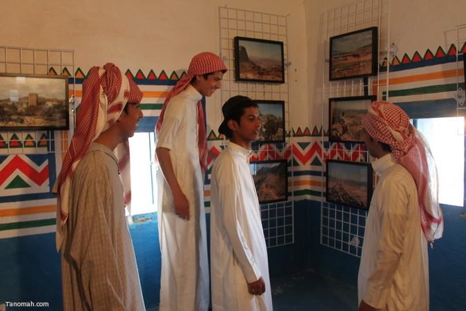 فعاليات اليوم الأول لجناح تنومة في مهرجان الجنادرية للتراث والثقافة (جنادرية26)33
