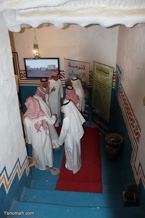 فعاليات اليوم الأول لجناح تنومة في مهرجان الجنادرية للتراث والثقافة (جنادرية26)34
