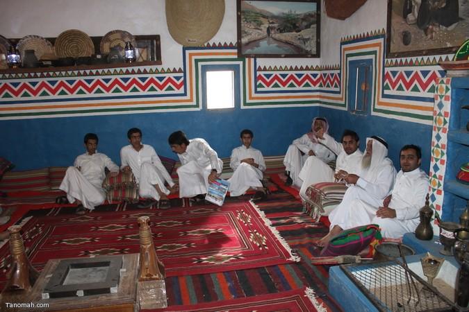 فعاليات اليوم الأول لجناح تنومة في مهرجان الجنادرية للتراث والثقافة (جنادرية26)40