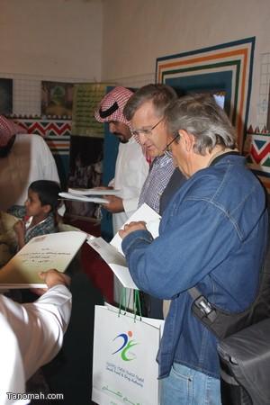 فعاليات اليوم الأول لجناح تنومة في مهرجان الجنادرية للتراث والثقافة (جنادرية26)41