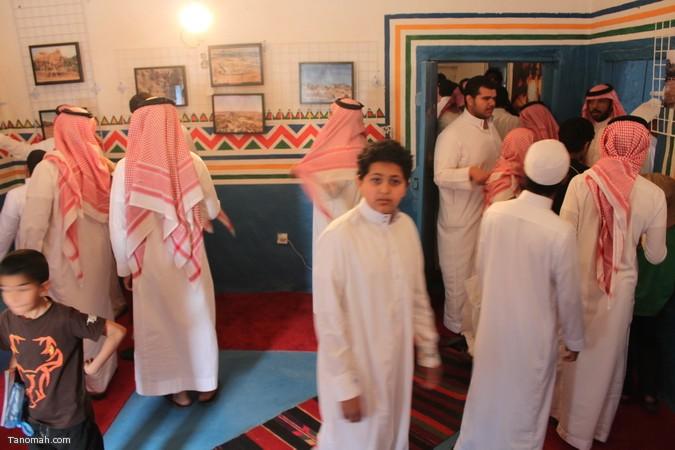 فعاليات اليوم الأول لجناح تنومة في مهرجان الجنادرية للتراث والثقافة (جنادرية26)46