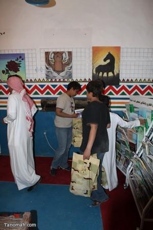 فعاليات اليوم الأول لجناح تنومة في مهرجان الجنادرية للتراث والثقافة (جنادرية26)2