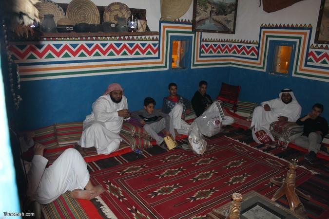فعاليات اليوم الأول لجناح تنومة في مهرجان الجنادرية للتراث والثقافة (جنادرية26)20